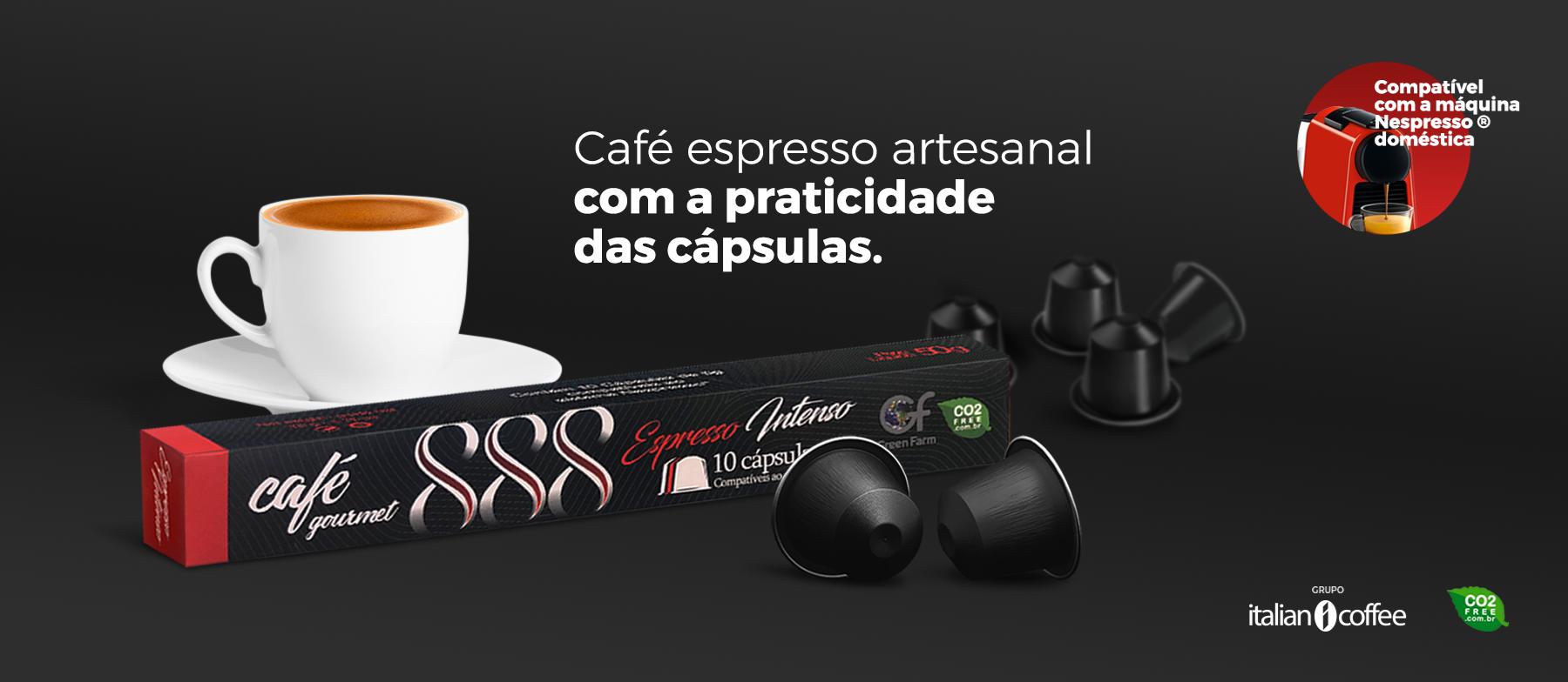 Compatíveis com Nespresso Doméstica