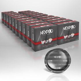 Kit 1000 Cápsulas de Café Compatível Nespresso ® Profissional - Nexpod