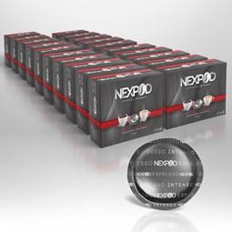 Kit 1000 Cápsulas de Café Compatível Nespresso Profissional - Nexpod