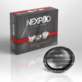 Kit 50 Cápsulas De Café Compatível Nespresso ® Profissional - Nexpod