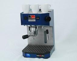 Máquina Italian Coffee Robocoffee para café em sachê padrão E.S.E - Edição Dourado