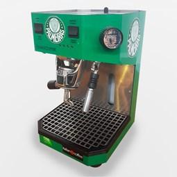 Máquina Italian Coffee Robocoffee para café em sachê padrão E.S.E - Edição Palmeiras