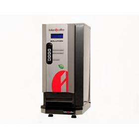 Máquina Solution Super Automática de Bebidas Solúveis