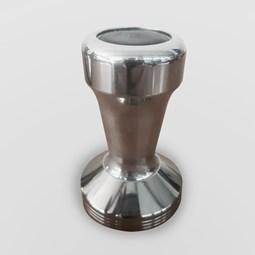 Tamper Compactador Café Espresso - Inox - 57mm